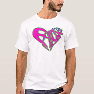 Ugly Falcon heart pink T-Shirt