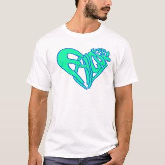 ugly falcon heart T-Shirt