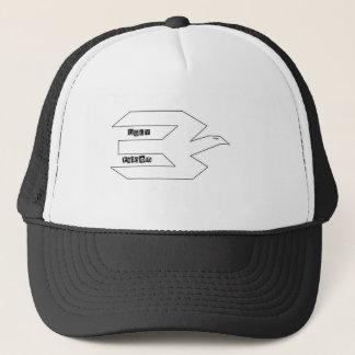 Ugly Falcon Logo Trucker Hat