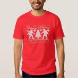 Ugly Holiday Bigfoot Christmas Sweater