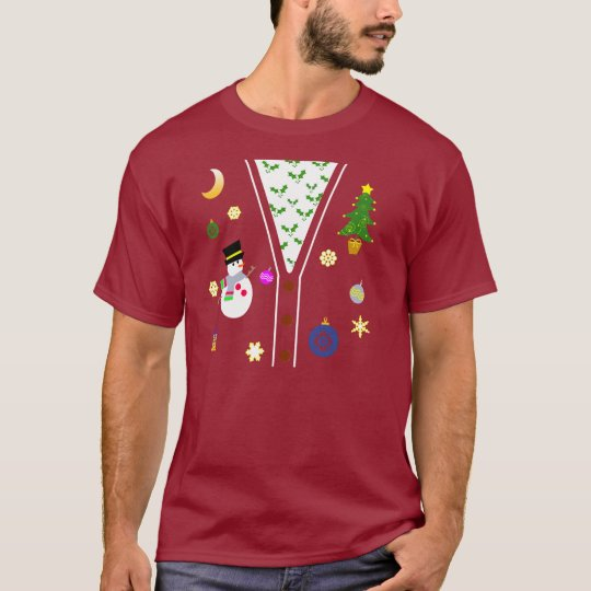 Ugly Holiday Sweater T-shirt
