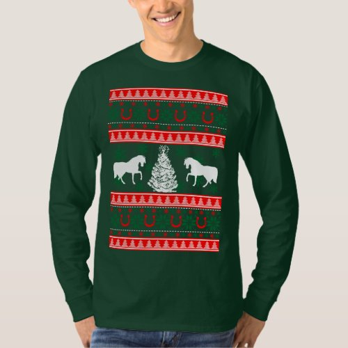 Ugly Horse Christmas Sweater Xmas After Christmas Sales 3129