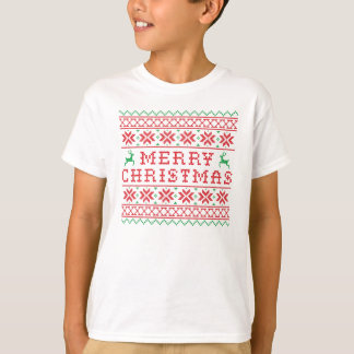 Ugly Merry Christmas Sweater