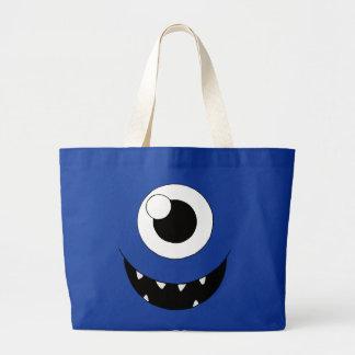 Ugly Monster Tote Bag