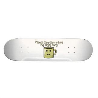 Ugly Mug Skateboard Deck