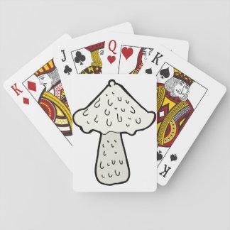 Ugly Mushroom Playing Cards