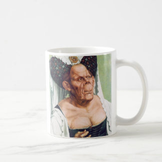 Ugly Old Woman by Quentin Massys Coffee Mug