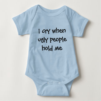 Ugly People Infant Shirt
