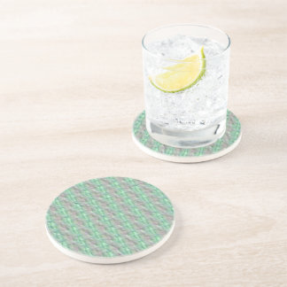 Ugly pointless pattern drink coasters