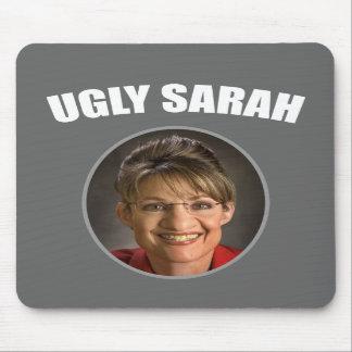 Ugly Sarah Mouse Mat
