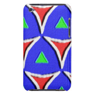 Ugly Strange pattern iPod Touch Cover