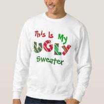 Ugly Sweater Christmas Sweater Sweatshirt