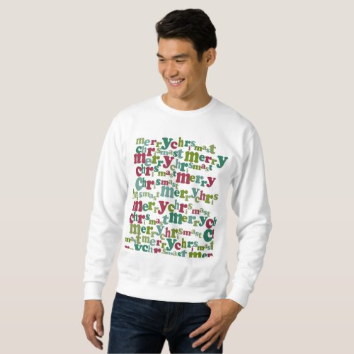 Ugly Sweater Contest - Merry Chrismast After Christmas Sales 3236