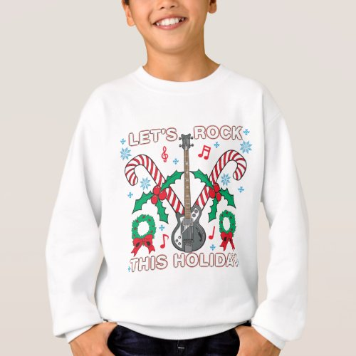 Ugly Sweater Lets Rock