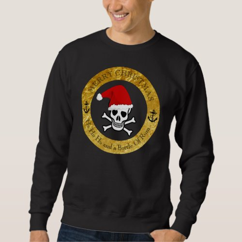Ugly Sweater Pirate Christmas After Christmas Sales 3245