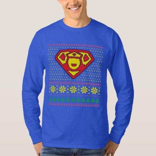 UGLY SWEATER - SUPER NURSE After Christmas Sales 3210