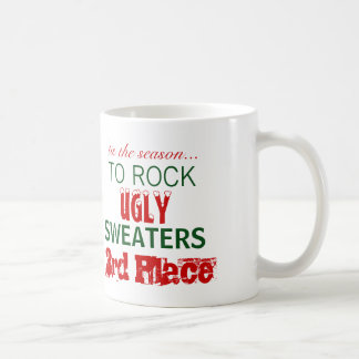 Ugly Sweater Winner Prize Mug