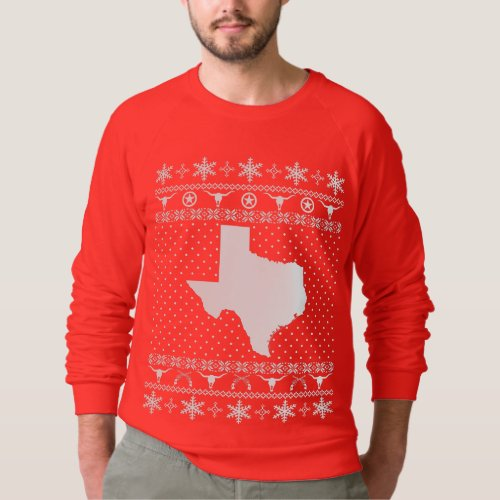 Ugly Texas Christmas Sweater After Christmas Sales 3257