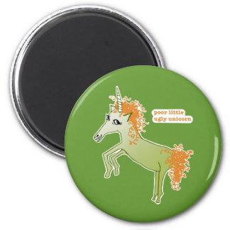 Ugly Unicorn Magnets