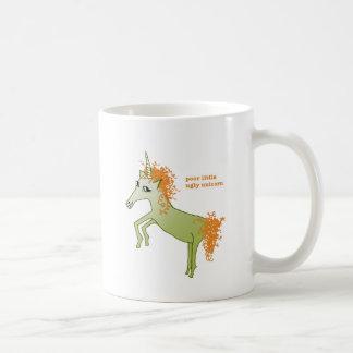 """Ugly Unicorn"" Mugs"