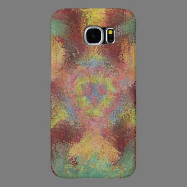 ugly unpleasant pattern samsung galaxy s6 cases