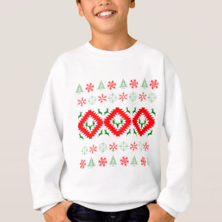Ugly xmas 1 sweatshirt