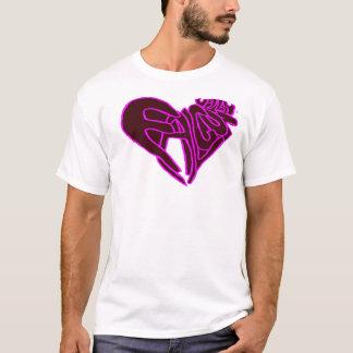 uglyfalcon heart T-Shirt