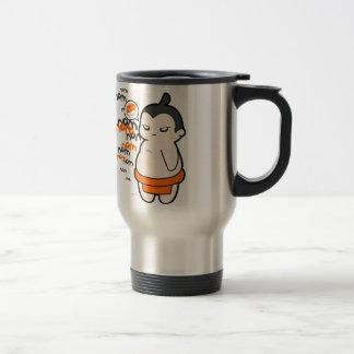 Ugo the Sumo Travel Mug