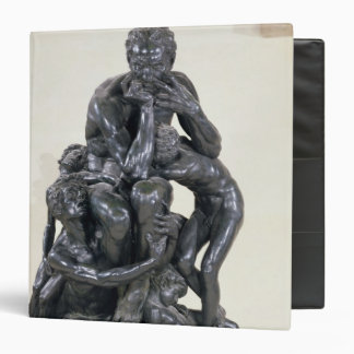 Ugolino and his Sons, 1860 Vinyl Binder