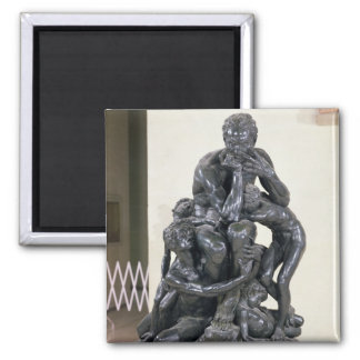 Ugolino and his Sons, 1860 Magnet