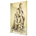 Ugolino and his Sons Canvas Print