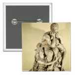 Ugolino and his Sons Pinback Button