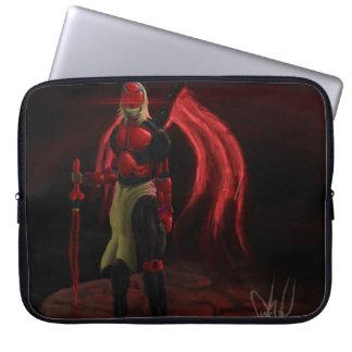 Ugo's Crimson Barbarian Neoprene Sleeve Computer Sleeve