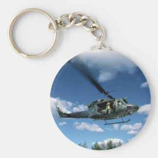 UH1 50 HELICOPTER KEYCHAIN