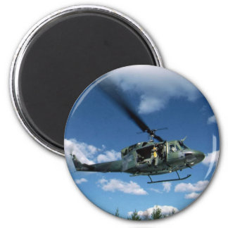 UH1 50 HELICOPTER MAGNET