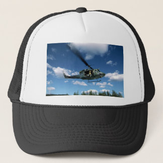 UH1 50 HELICOPTER TRUCKER HAT
