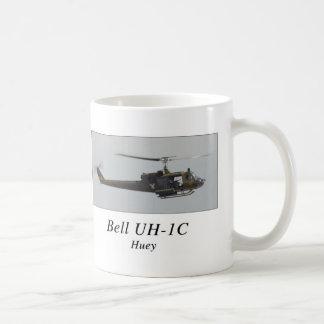 UH1C CLASSIC WHITE COFFEE MUG