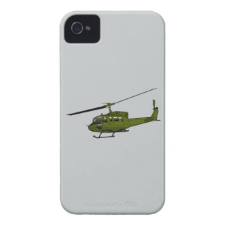 UH-1 Huey - Color iPhone 4 Cover