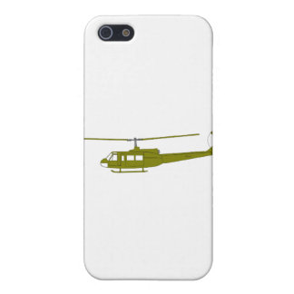 UH-1H 'Huey' Utility Helicopter iPhone SE/5/5s Case