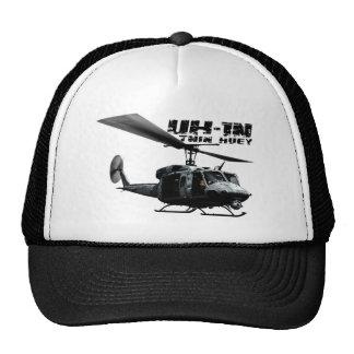 UH-1N Huey gemelo Gorro De Camionero
