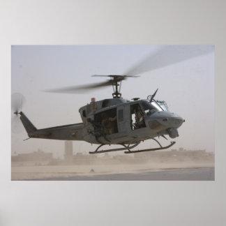 UH-1N Huey Posters
