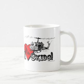 UH-1N I Love Skids mug