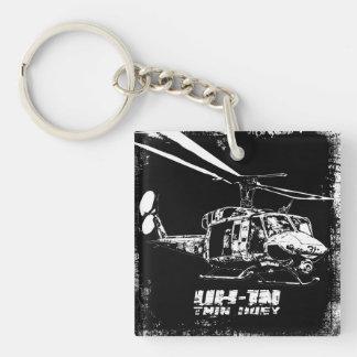 UH-1N Twin Huey Keychain