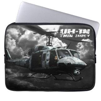 UH-1N Twin Huey Laptop Sleeve