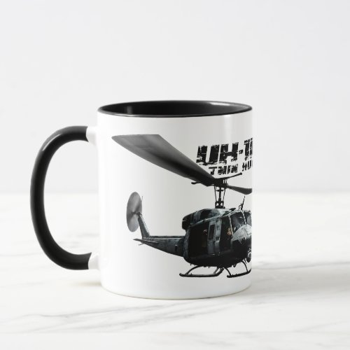UH_1N Twin Huey Mug
