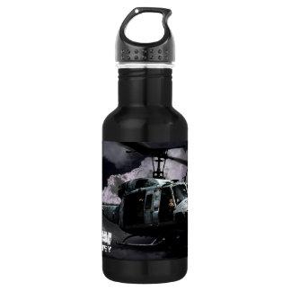 UH-1N Twin Huey Water Bottle