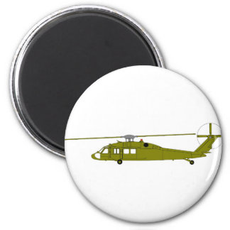 UH-60A Utility Helicopter Magnet