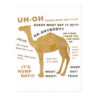 ¿Uh oh conjetura qué día es? ¡DÍA DE CHEPA!!! Postales