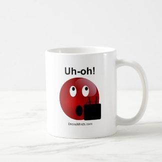 Uh-oh Drone Pilot Mug