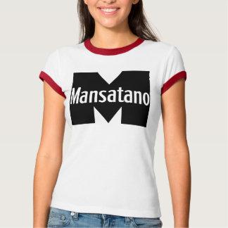 Uh-Oh! Mansatano! T-Shirt
